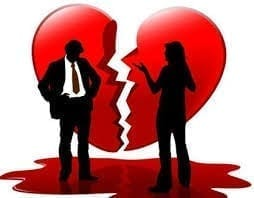 Healing from the wounds of divorce