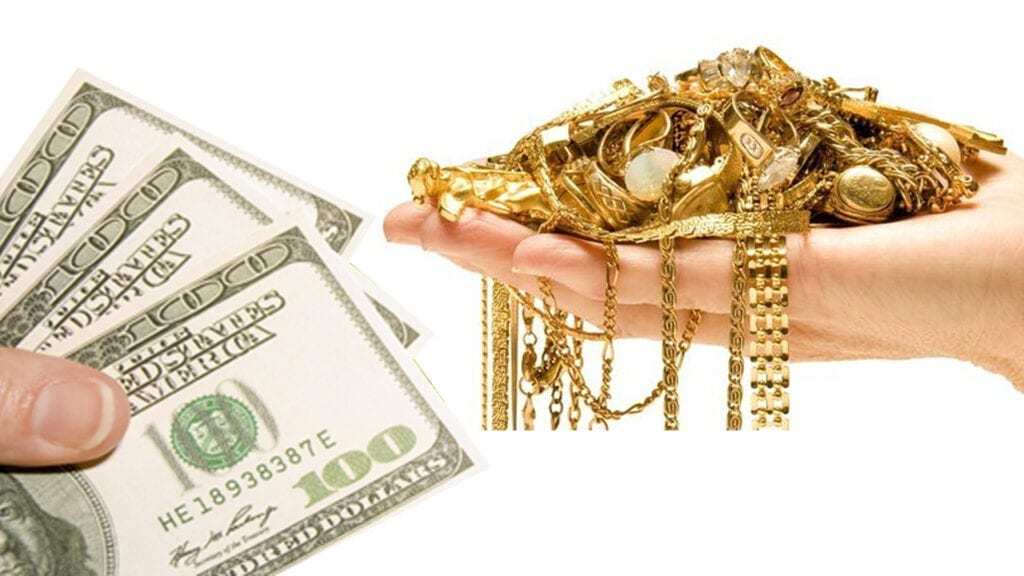 Gold Buyers Dallas