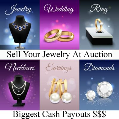 sell your jewelry at auction