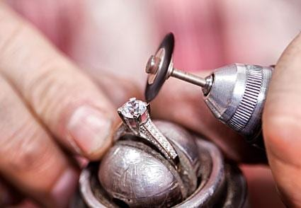 Professional-Diamond-Cleaning-Engagement-Ring